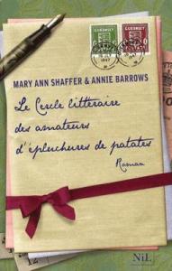 le cercle littéraire des amateurs d'épluchures de patate